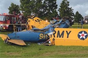 Stuart Jackson plane crash