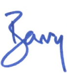 Barry signature
