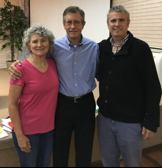 Billy & Janet King with Ray Call, Church Planter