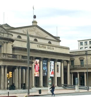 Teatro Solis theater, Montevideo